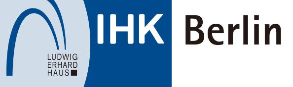 Mitglied der IHK Berlin, Logo